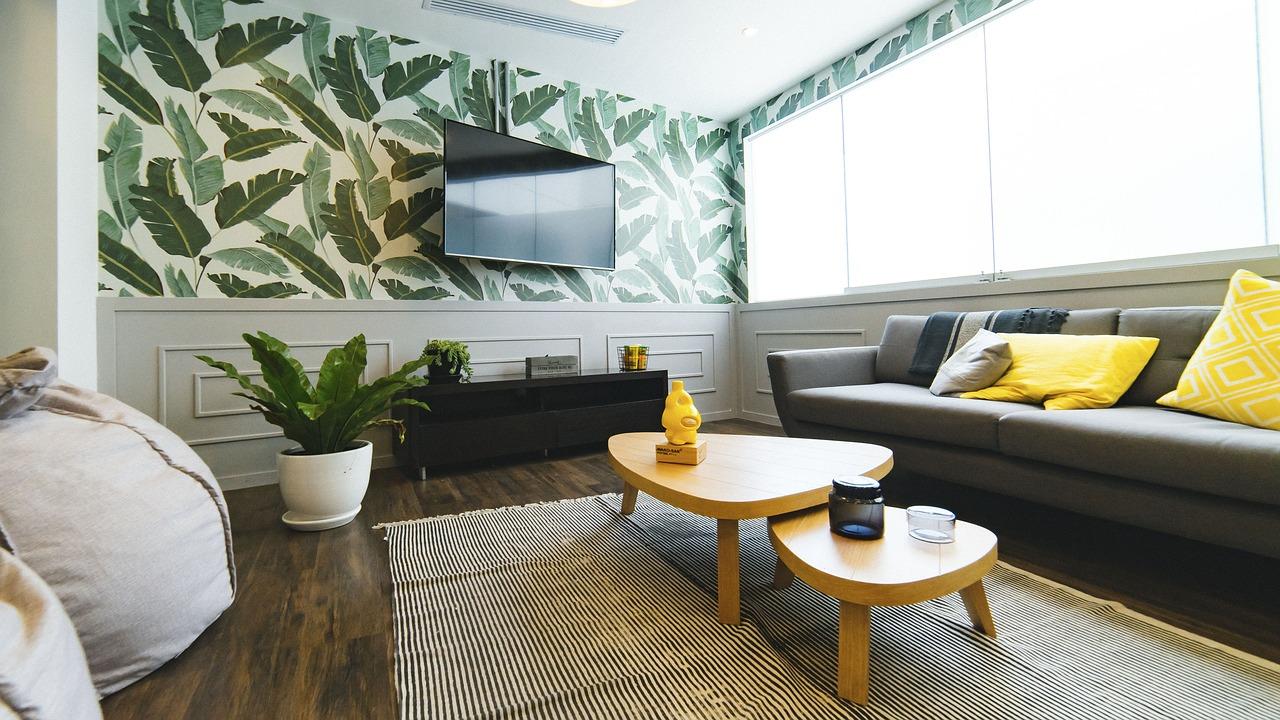 Comment optimiser l'espace d'un petit salon ?