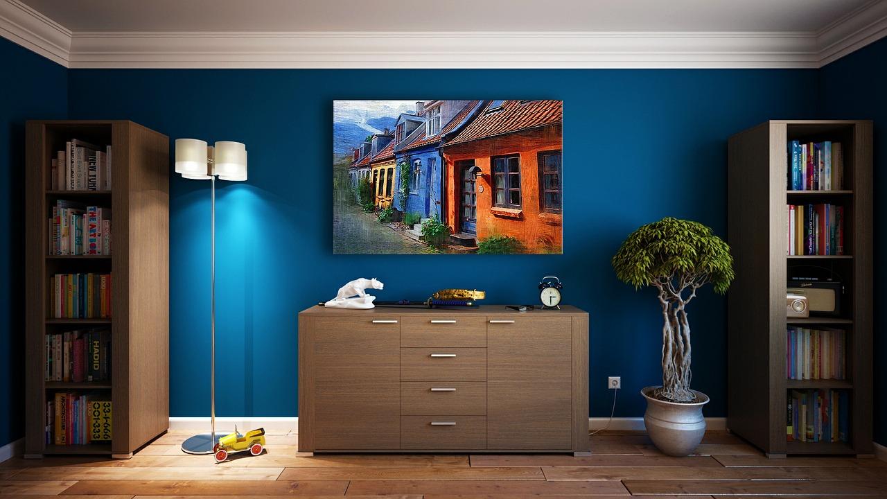 Peinture : quelles couleurs associer ?