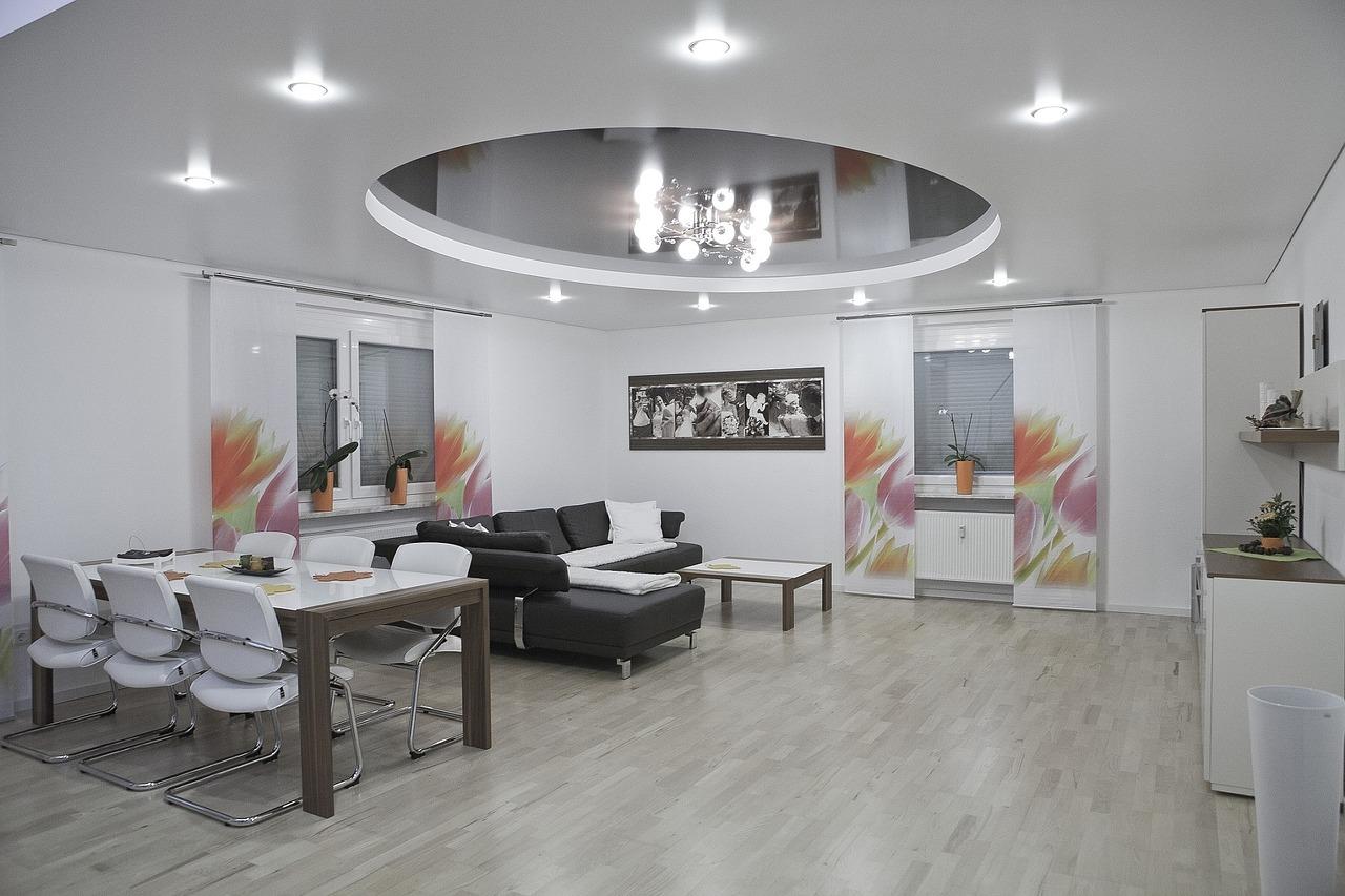 Rénovation de maison, les avantages du faux plafond